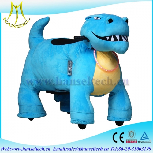Hansel electronics animal stuffed ride electric animal toy car