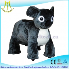 Hansel ride on koala electric animals coin operated animal rides