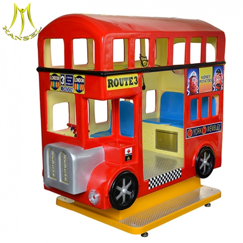 Hansel  China Amusement Rides Coin Operated Toy Car Kiddie Rider