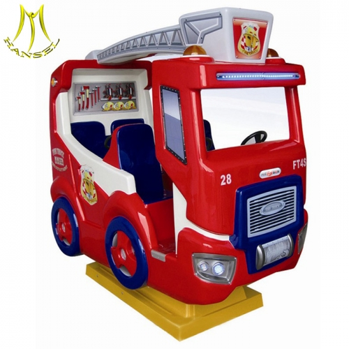 Hansel used amusement rides from guangzhou and kiddie rides play machine with electric kiddie ride on jeep